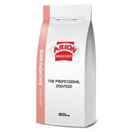 ARION Hypoallergenic 20 kg Salmon&rice+gratisy