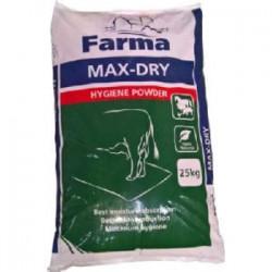 MAX-DRY 25 kg sucha dezynfekcja króliki bydło świń