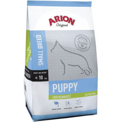 ARION Original Puppy Small Chicken Rice 7,5 KG