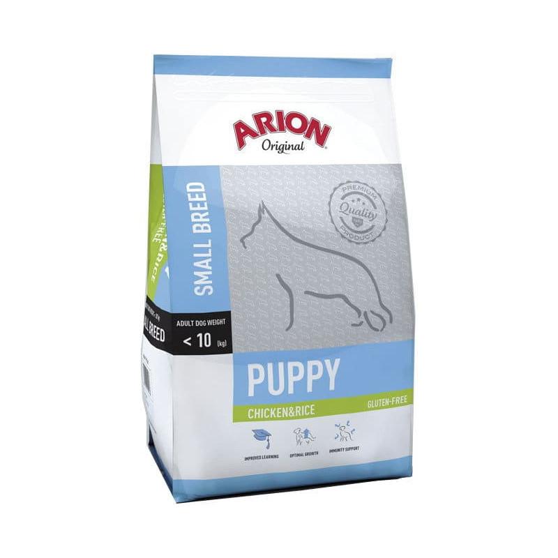 ARION Original Puppy Small Chicken Rice 7,5 KG