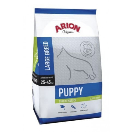 ARION Original Puppy large Chicken &Rice 3 kg