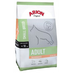 ARION ORIGINAL ADULT SMALL SALMON&RICE 3 KG