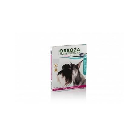 PESS Obroża pchły kleszcze dla psa 75cm zapachowa